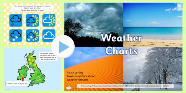 Year 1 Seasons Weather Chart PowerPoint - year 1, weather, season