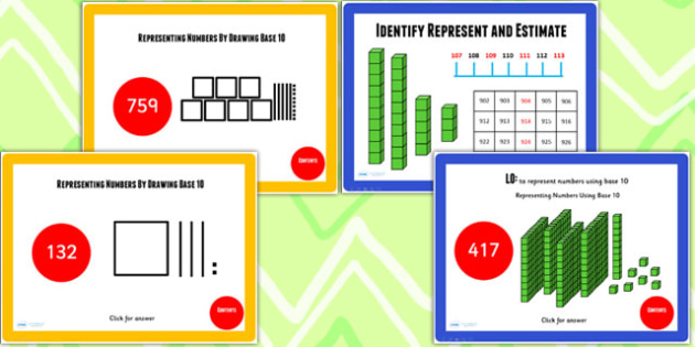 Year 3 Identify Represent and Estimate Lesson 1 Teaching Pack
