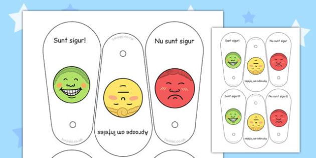 Expresii cu ajutorul cărora comunicăm - Evantai