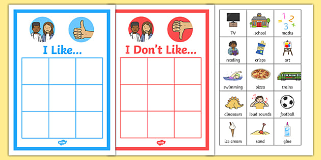 All About Me - ourselves, SEN, writing template, writing aid