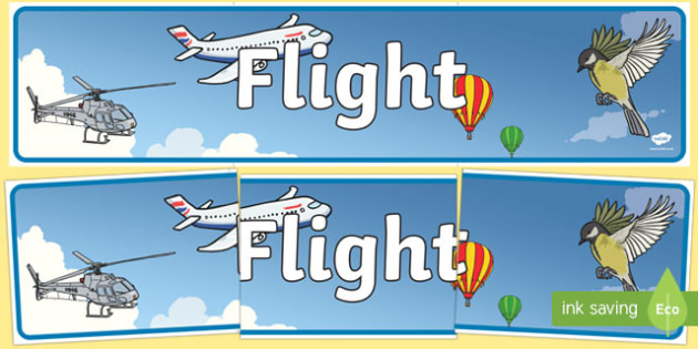Flight Display Banner - flight, display banner, display, banner, fly