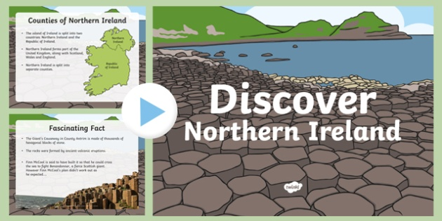Discover Northern Ireland PowerPoint