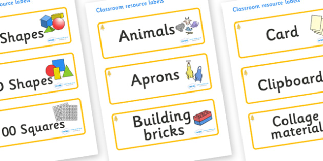 Aspen Themed Editable Classroom Resource Labels - Themed Label template, Resource Label, Name Labels, Editable Labels, Drawer Labels, KS1 Labels, Foundation Labels, Foundation Stage Labels, Teaching Labels, Resource Labels, Tray Labels, Printable lab