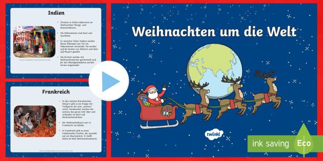 Powerpoint prasentation fur weihnachten