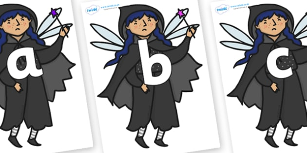 Phoneme Set on Evil Fairy - Phoneme set, phonemes, phoneme, Letters and Sounds, DfES, display, Phase 1, Phase 2, Phase 3, Phase 5, Foundation, Literacy