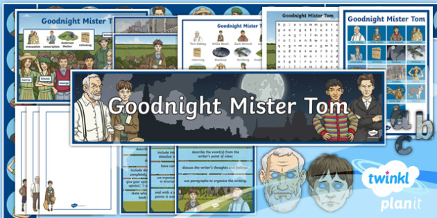 PlanIt Y5 World War II: Additional Resources To Support Teaching on Goodnight Mister Tom