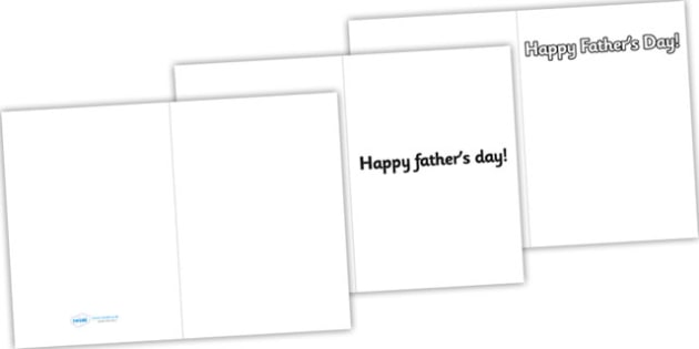 Father's day design a card template - father, dad, design, DT