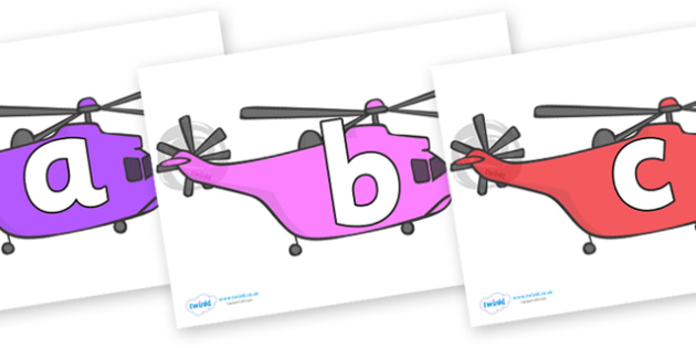 Phoneme Set on Helicopter - Phoneme set, phonemes, phoneme, Letters and Sounds, DfES, display, Phase 1, Phase 2, Phase 3, Phase 5, Foundation, Literacy