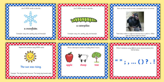 Literacy Morning Work Activity Cards - morning, work, activity, cards