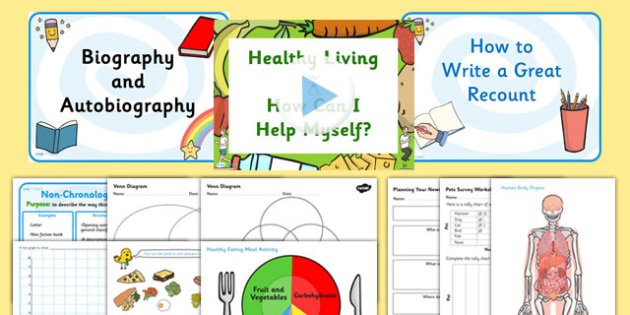 KS2 Ourselves Lesson Plan Ideas and Resources Pack - ourselves