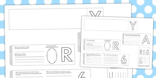 Year 6 Write Up Booklet Polish Translation - polish, year 6, write up, booklet
