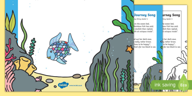 Journey Song to Support Teaching on The Rainbow Fish