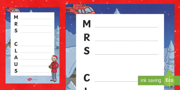Mrs Claus Acrostic Poem - M&S Christmas, Marks, Spencers, Advert, Mrs Christmas, Mrs Claus, poem, poetry