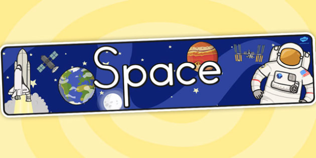 Space Display Banner - australia, space, display, banner