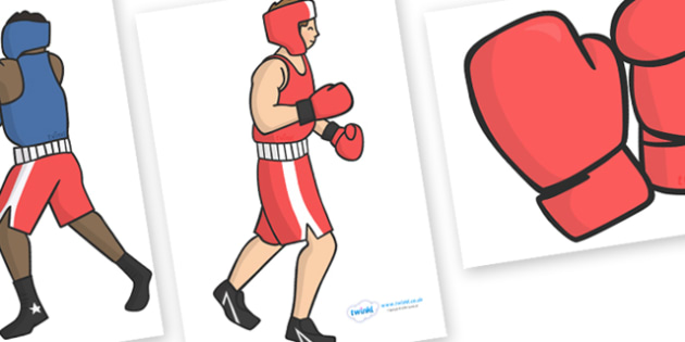 The Olympics Editable Images Boxing - Boxing, Olympics, Olympic Games, sports, Olympic, London, images, editable, event, picture, 2012, activity, Olympic torch, medal, Olympic Rings, mascots, flame, compete, events, tennis, athlete, swimming