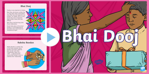KS2 Bhai Dooj PowerPoint