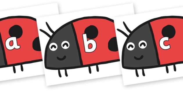 Phase 2 Phonemes on Ladybird to Support Teaching on What the Ladybird Heard - Phonemes, phoneme, Phase 2, Phase two, Foundation, Literacy, Letters and Sounds, DfES, display