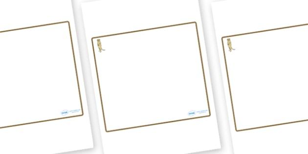 Meerkat Themed Editable Classroom Area Display Sign - Themed Classroom Area Signs, KS1, Banner, Foundation Stage Area Signs, Classroom labels, Area labels, Area Signs, Classroom Areas, Poster, Display, Areas