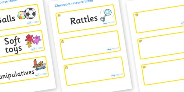 Star Themed Editable Additional Resource Labels - Themed Label template, Resource Label, Name Labels, Editable Labels, Drawer Labels, KS1 Labels, Foundation Labels, Foundation Stage Labels, Teaching Labels, Resource Labels, Tray Labels, Printable lab