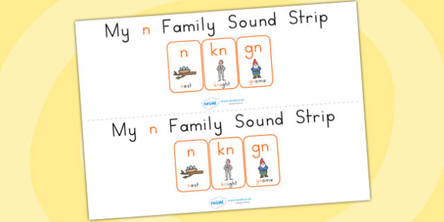 My n Family Sound Strip - sound, sound production, sound strip