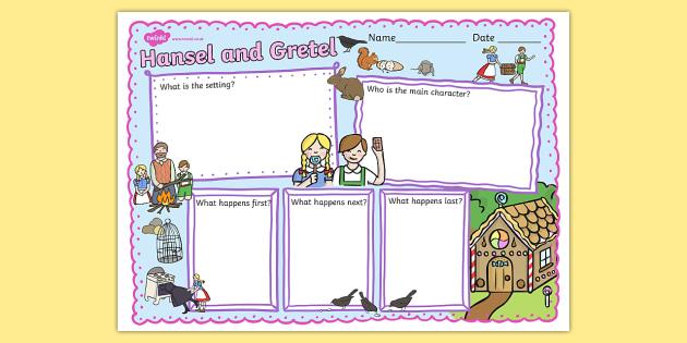Book Review Writing Frame - book review, writing, frame, hansel