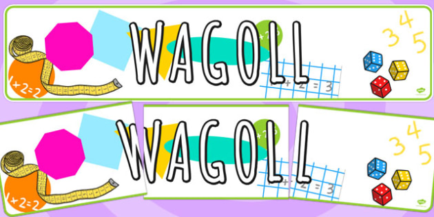 WAGOLL Display Banner - wagol, display banner, display, banner