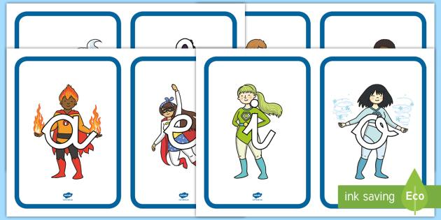 Tarjetas de fonemas: Los superhéroes - Los superhéroes, proyecto, transcurricular, poderes, lecto, leer, lectura, ,Spanish - Los superhéroes, proyecto, transcurricular, poderes, lecto, leer, lectura, Spanish