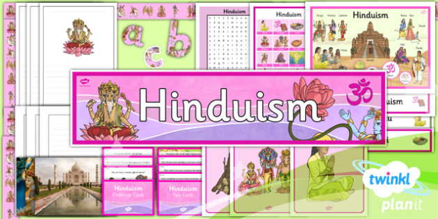RE: Hinduism Year 3 Unit Additional Resources