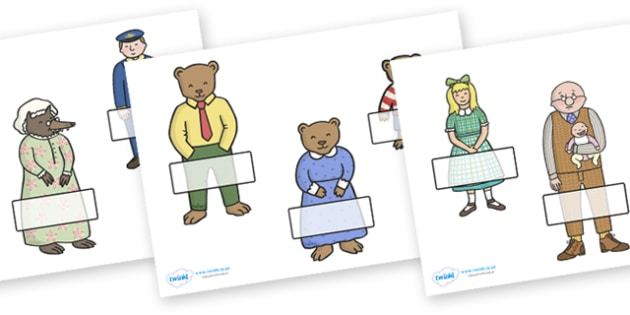 Self-Registration (Editable) to Support Teaching on The Jolly Postman - blue, postman, jolly, letter, Janet Ahlberg, Cinderella, Self registration, register, editable, labels, registration, child name label, printable labels, story, story book, book