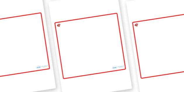 Ruby Themed Editable Classroom Area Display Sign - Themed Classroom Area Signs, KS1, Banner, Foundation Stage Area Signs, Classroom labels, Area labels, Area Signs, Classroom Areas, Poster, Display, Areas