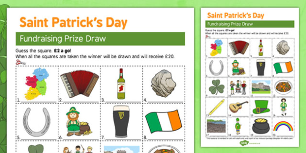 Elderly Care St. Patrick's Day Fundraising - Elderly, Reminiscence, Care Homes, St. Patrick's Day