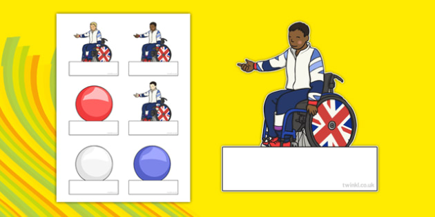 The Paralympics Boccia Self Registration - Boccia, ball, Paralympics, sports, wheelchair, visually impaired, 2012, London, Olympics, events, medal, compete, Olympic Games