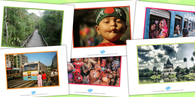Bangladesh Photo Display Pack - bangladesh, photo, display, pack