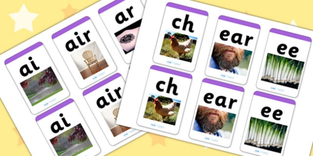 Phase 3 Matching Cards - Phase 3, Phase 3 cards, matching, matching cards, phase 3 matching cards, phase 3 matching