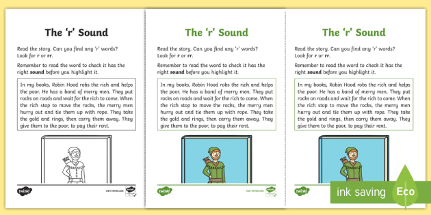 Northern Ireland Linguistic Phonics Stage 5 and 6 Phase 3a, 'r' Sound Updated Activity Sheet - Linguistic Phonics, Stage 5, Stage 6, Phase 3a, Northern Ireland, Worksheet, 'r' sound, sound se