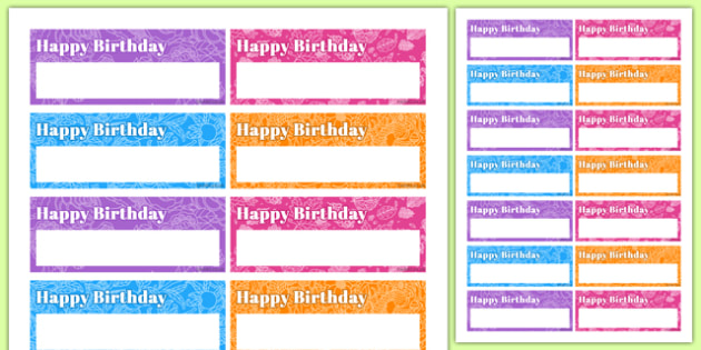 70th Birthday Party Name Tags - 70th birthday party, 70th birthday, birthday party, name tags