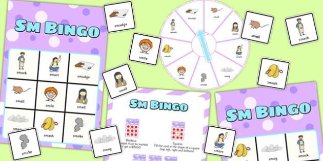 SM Spinner Bingo - sm sound, spinner bingo, spinner, bingo, sound