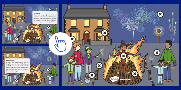 Bonfire Night Picture Hotspots