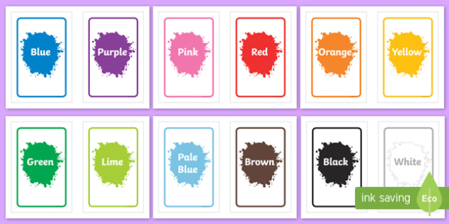 Ikea Tolsby Editable Colour Group and Table Signs