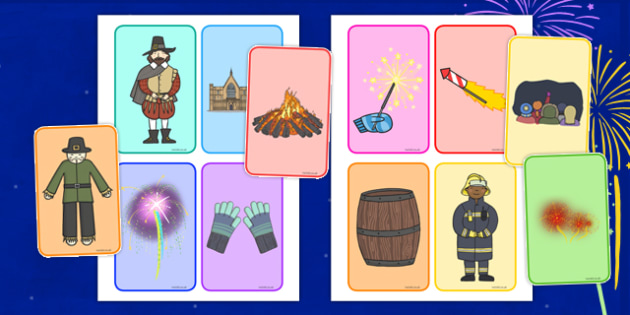 Bonfire Night Snap Cards - bonfire night, snap cards, snap, game, bonfire, night