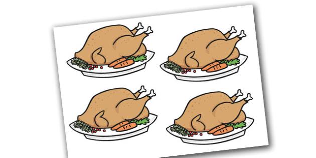 Turkeys Editable  - turkeys, editable, christmas, display