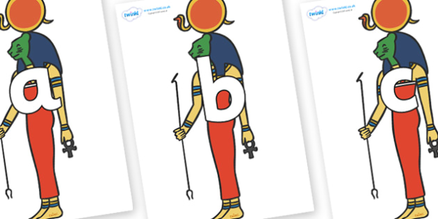 Phoneme Set on Egyptian Icons - Phoneme set, phonemes, phoneme, Letters and Sounds, DfES, display, Phase 1, Phase 2, Phase 3, Phase 5, Foundation, Literacy