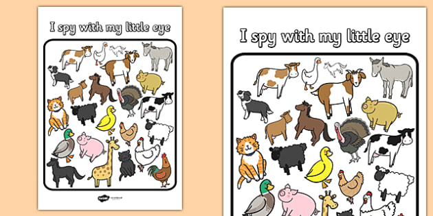 Twinkl Farm Animal Colouring Pages : Mothers and their young farm animals matching activity farm