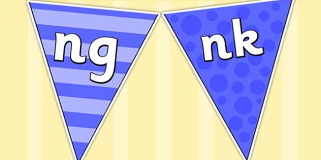 ng Sound Family Display Bunting - ng sound, display bunting, ng family display bunting, ng sound display bunting, sound bunting, bunting