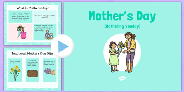 Mother's Day SEN PowerPoint - mothers day, sen, powerpoint, special educational needs