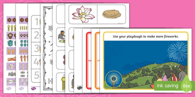 KS1 Diwali  Activity Pack