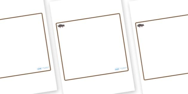 Mole Themed Editable Classroom Area Display Sign - Themed Classroom Area Signs, KS1, Banner, Foundation Stage Area Signs, Classroom labels, Area labels, Area Signs, Classroom Areas, Poster, Display, Areas