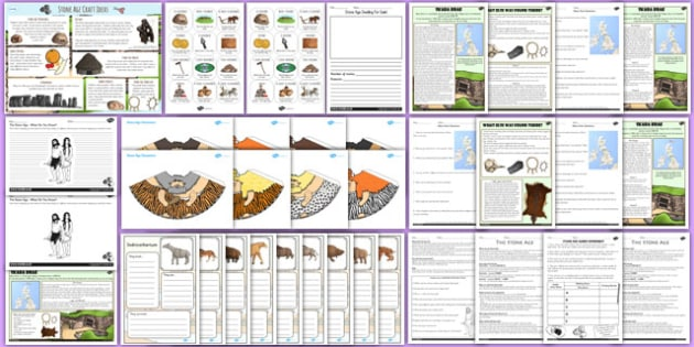 KS2 History is Easy: Stone Age to Iron Age: (Studies, Activities & Questions) The Revision Series