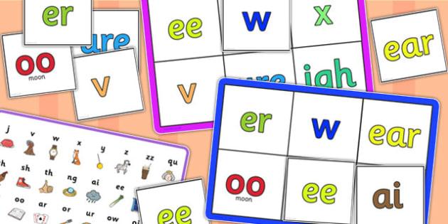 Phase 3 Bingo and Lotto Game - phase three, bingo game, games