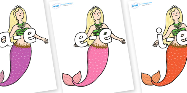 Modifying E Letters on Second Sister - Modifying E, letters, modify, Phase 5, Phase five, alternative spellings for phonemes, DfES letters and Sounds